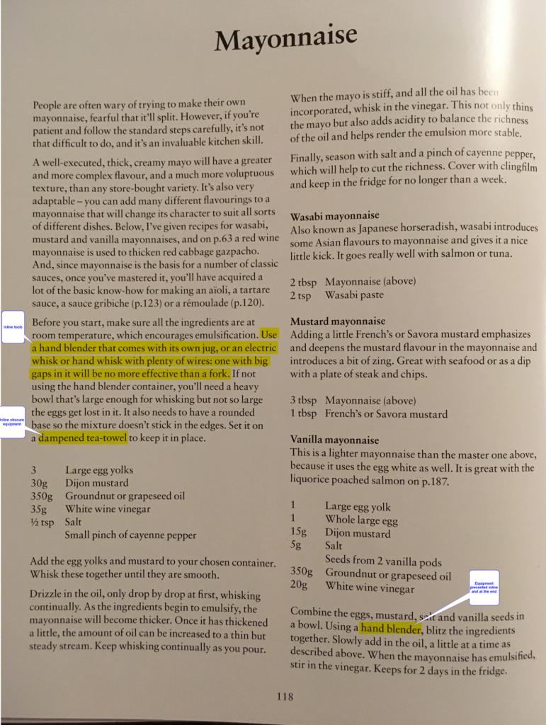Annotated Heston at Home Mayo