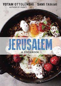 Jerusalem Cookbook Cover