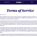 Does Anyone Really Read The Terms of Service?